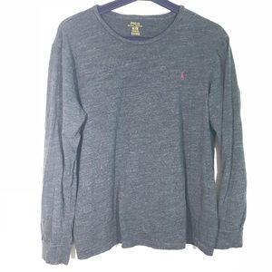 Polo Ralph Lauren's cotton long sleeve tee size XL